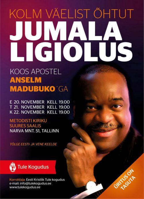 Koosoleku kutse Anselm Madubuko